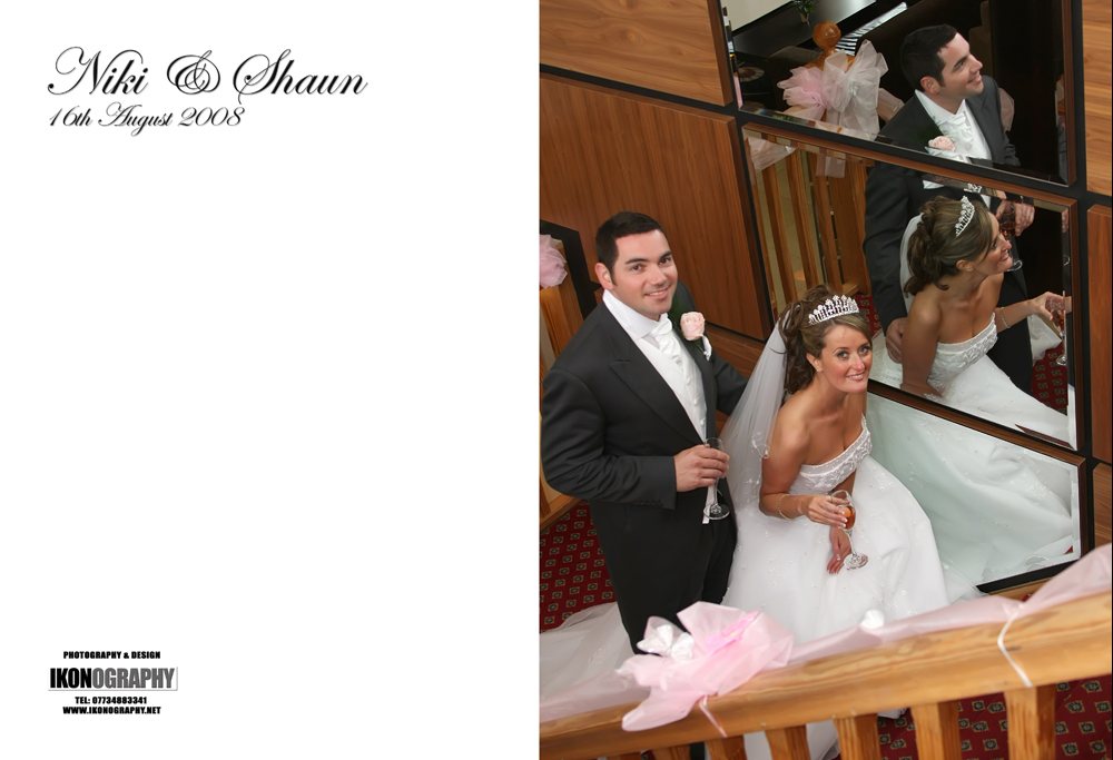 The Wedding of Niki & Shaun at Blessed Sacrament, Walton and reception at Formby Hall Golf Club